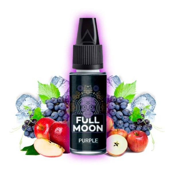 Full Moon - Purple