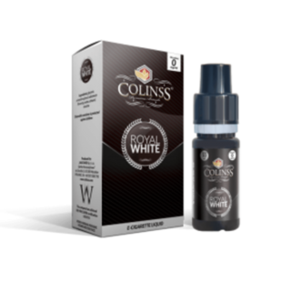 Colinss Royal White ( 7 Mix tobacco ) 10ml