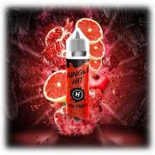 Концентат за база jungle hit - Red Fruits 10ml