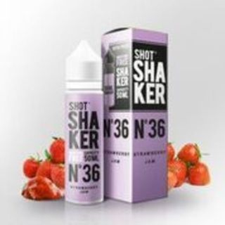 STRAWBERRY JAM (SHAKER) 50ml
