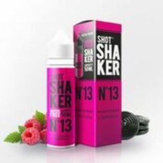 Raspberry LIQUORICE (SHAKER) 50 ml