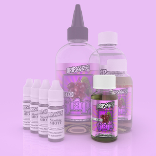 Аромат DripHacks - Cryo Grape - 30ml